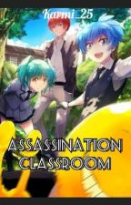Assassination Classroom by HotAndColdSniper