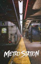 Metro Station|| Rubelangel by adri_universe