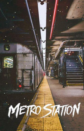 Metro Station|| Rubelangel