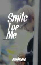 || Smile For Me || kimtaehyung by eunheeso