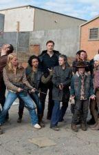 The Walking Dead: Daryl x Reader x Rick x Glen by AdiTheKawiiGirl