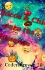 Chicos & Chicas Para tus historias ♥ by Alfaro_28
