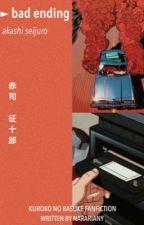 bad ending » akashi seijuro by narariany