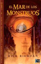 Percy Jackson El Mar de los Monstruos by luisfergodoy