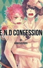 E.N.D confession   by Kingishspider
