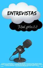 Entrevistas (A Tus Escritores Favoritos) by Mere_alz