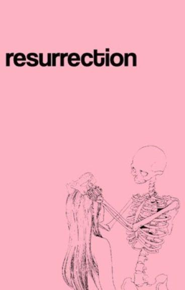 Resurrection ▹Liam Dunbar AU [3]