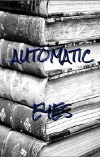 Automatic Eyes -- Gabilliam by kxnopsia