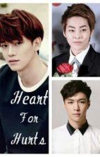Heart for Hurts by XiuShun-ChenHnin