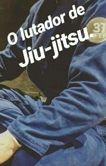 O Lutador De Jiu-Jitsu.