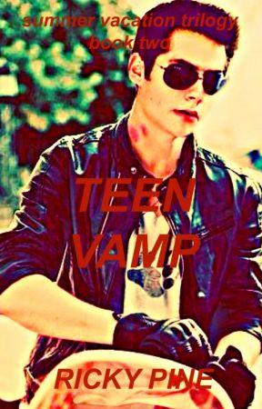 Teen Vamp by RickyPine