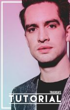 Tutorial | Brendon Urie by trashcafe