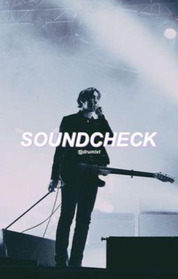 Soundcheck ▷▷ Van McCann