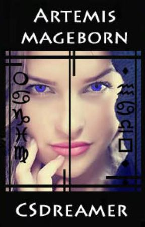 Artemis: Mageborn (Third book Wolfborn Trilogy) Edited by csdreamer