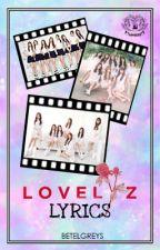 Lovelyz Lyrics by PinkSpirit_08
