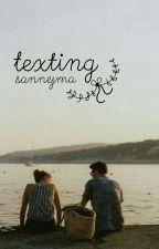 Texting || Acid by sannejma