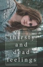 thirsty and dead feelings,dramione by soulsaredying