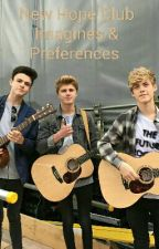 New Hope Club Imagines & Preferences by LowlsRoseHoran