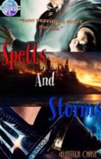 Spells and Storms (HoO/HP)  by ElentiyaChase