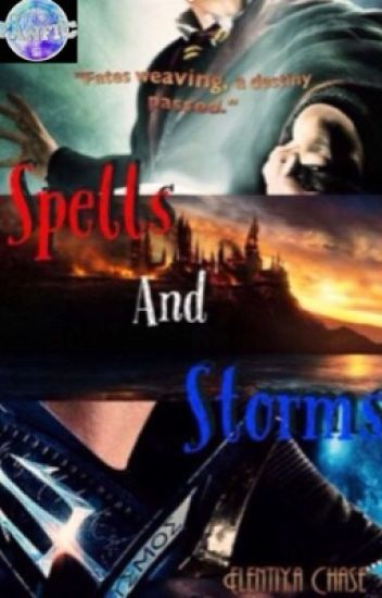 Spells and Storms (HoO/HP) [Wattys 2017]