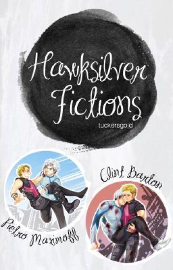 Hawksilver Fics (Clint Barton + Pietro Maximoff)