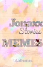 Jonaxx Stories Memes by LukiaHemmings