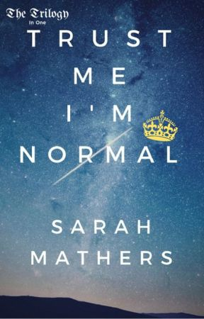 Trust me, I'm Normal by SMMBooks
