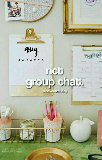 NCT Group Chat