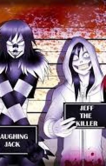 jeff the killer x reader x laughing jack - kayla grier