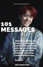 [H] 101 Messages ●jhs● by donutbeanmochi