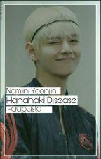 hanahaki disease || Namjin, YoonJin ZAWIESZONE by -augustd