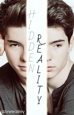 Hidden Reality ~ Jesús Oviedo by IzzyWeasley