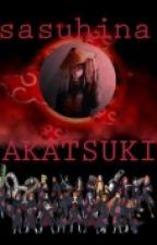 """Sasuhina """" hinata Una Akatsuki """"  by otaku_sonikera"""
