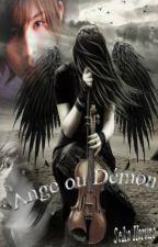 Ange ou Démon by Seika_Haruno