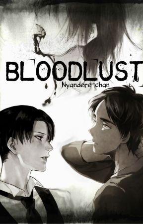 Bloodlust || Ereri//Riren by slytheraeri