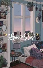 Lane boy:  joshler  by -blueskyhands