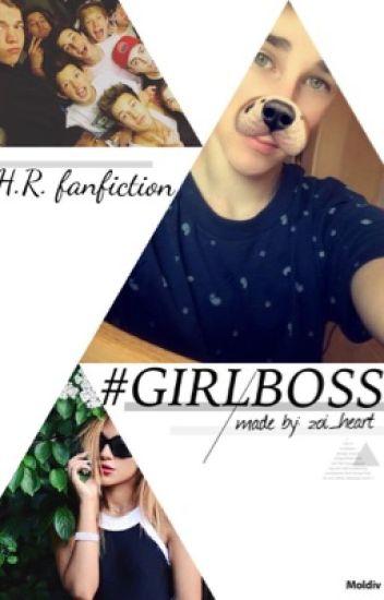 #GIRLBOSS  ~ BEFEJEZETT ~