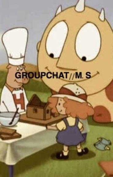 Group chat✔️ Mario Selman