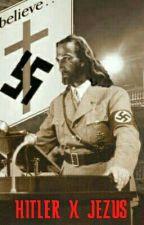 O miłości cieplejszej niż piec - Hitler x Jezus [ZAKOŃCZONE] by maciekkuro