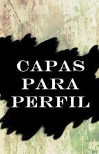 CAPAS P/PERFIL by materiaismc