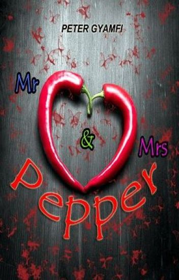MR & MRS PEPPER