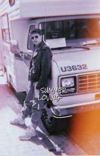 Summer Loving || c.h by cupidcorey