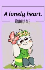 A lonely heart || AsrielxReader || One-shot by Osore-chan