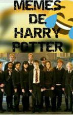 Memes De Harry Potter  by marilumkauil