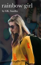 rainbow girl by gsandhu09