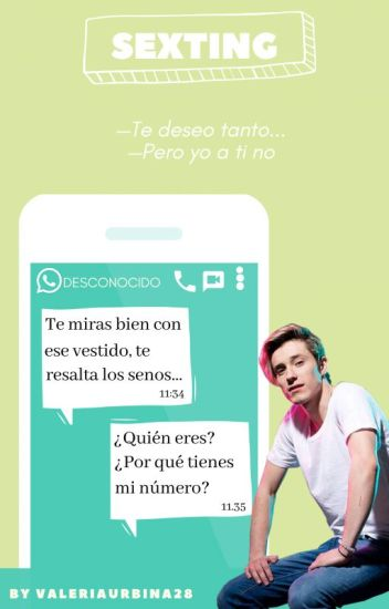 ⚠Sexting⚠ (Alonso Villalpando)#CD9Awards