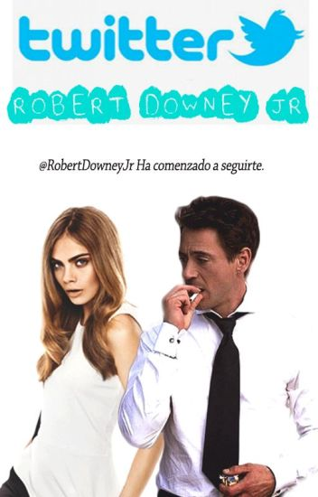 Twitter  ° Robert Downey Jr