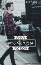 nyctophilia | phan by thenightlockfox