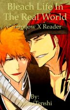Bleach. Life in the real world (Grimmjow x reader) by Akimi-The-Jackass