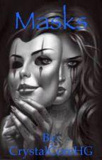 Masks --SLOW UPDATES-- by CrystalCoreHG